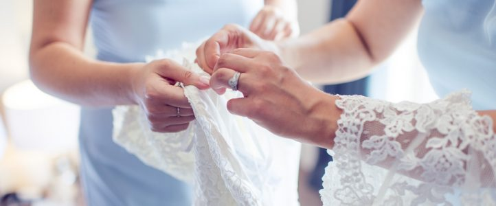 wedding is a once-in-a-lifetime event that should be photographed quietly, sympathetically.