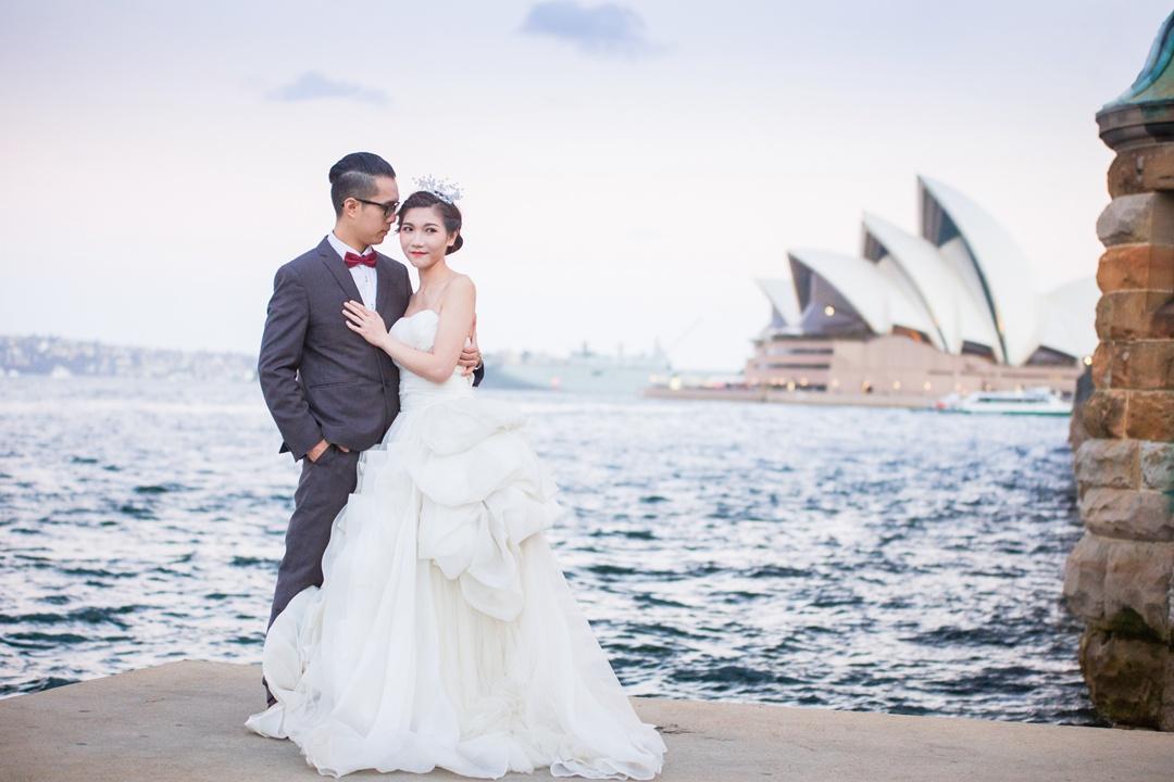 Chinese Wedding Photographer Sydney