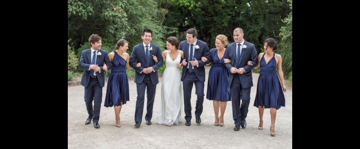 A Glossary of Who's Who in the Wedding Party