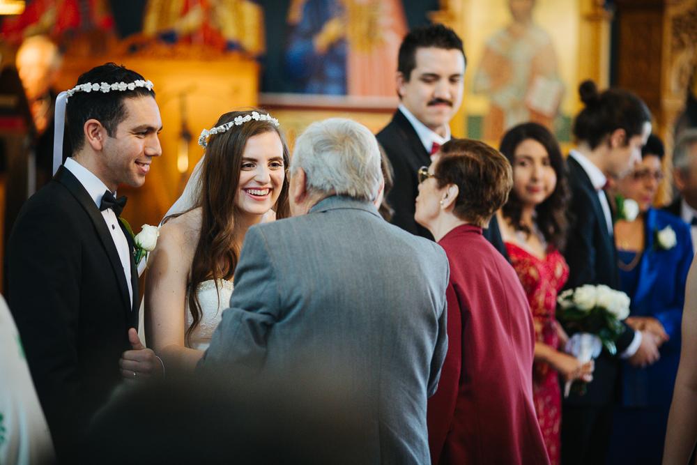 A greek wedding in sydney