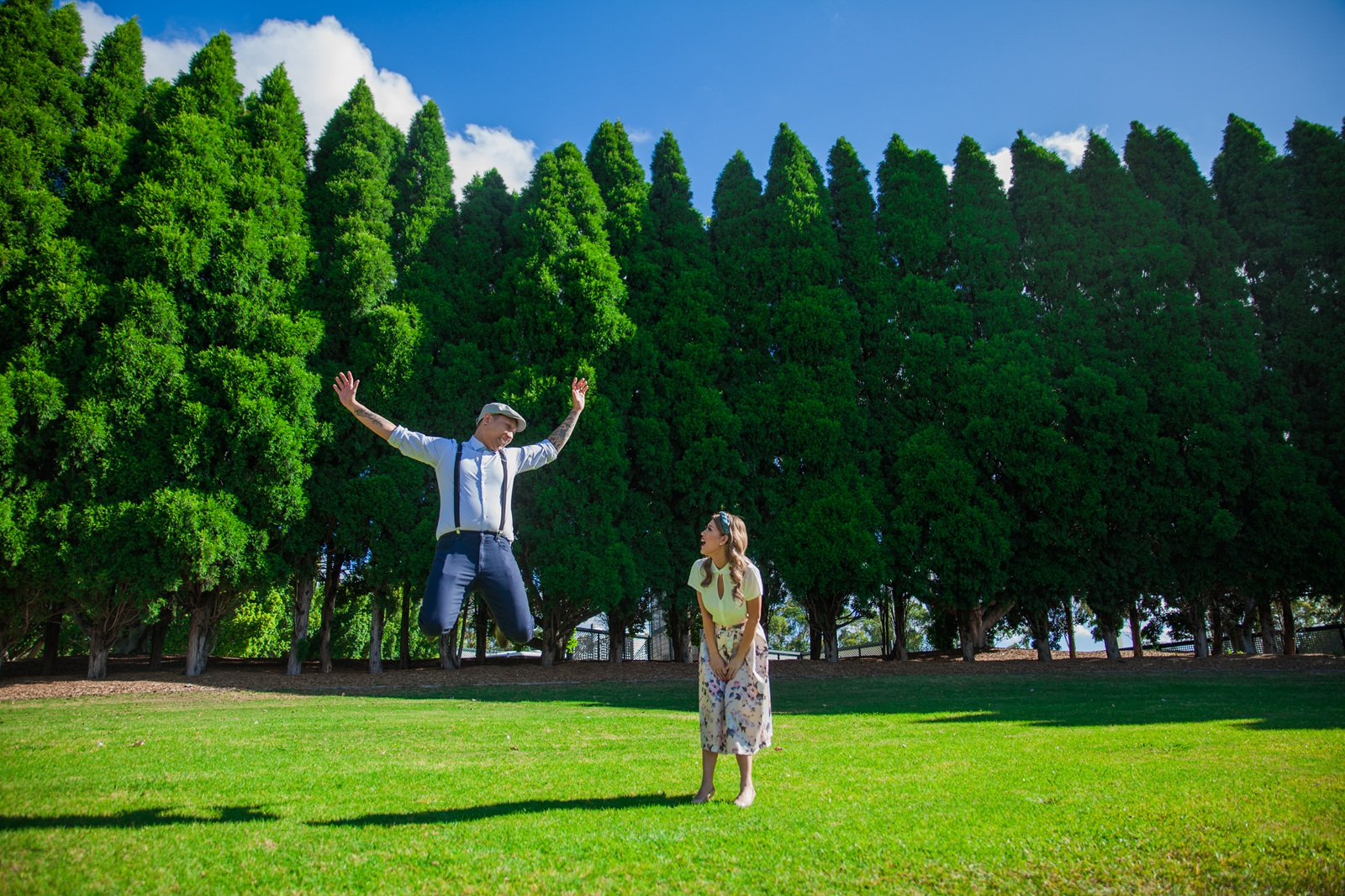 sydney prewedding photo