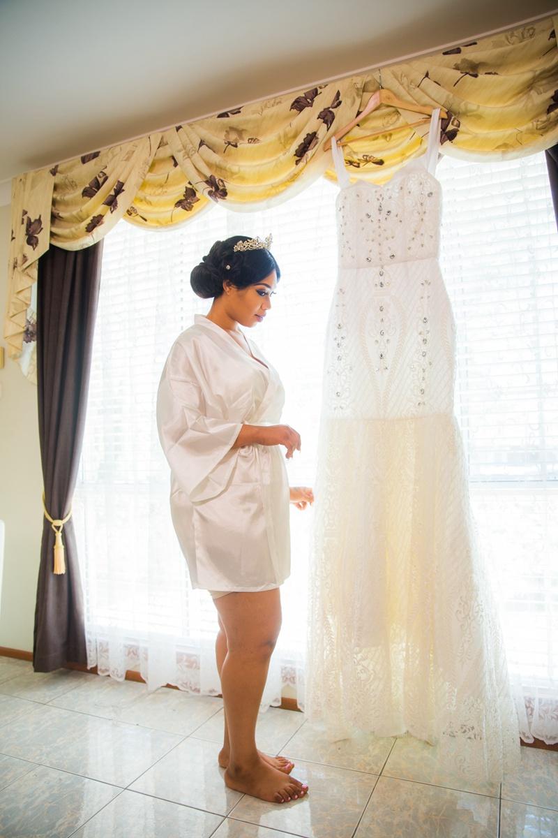 sydney african wedding photo