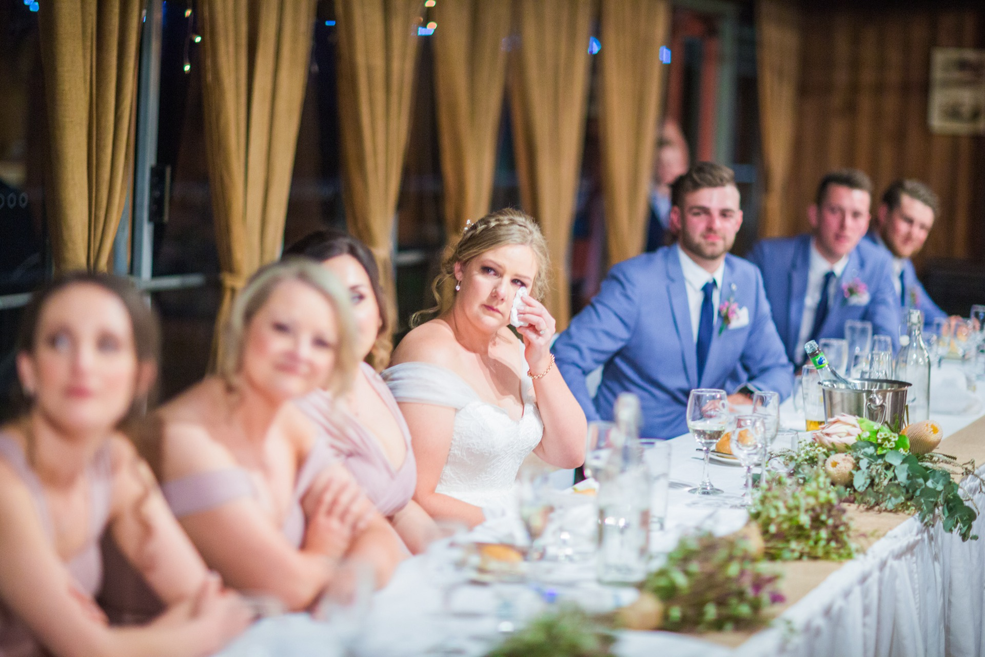 a example of affordable wedding photography