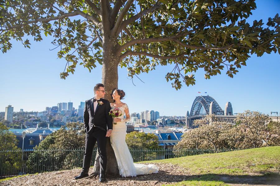 a example of cheap wedding photography sydne