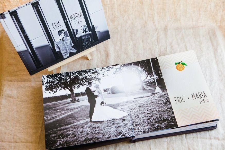wedding photo book album