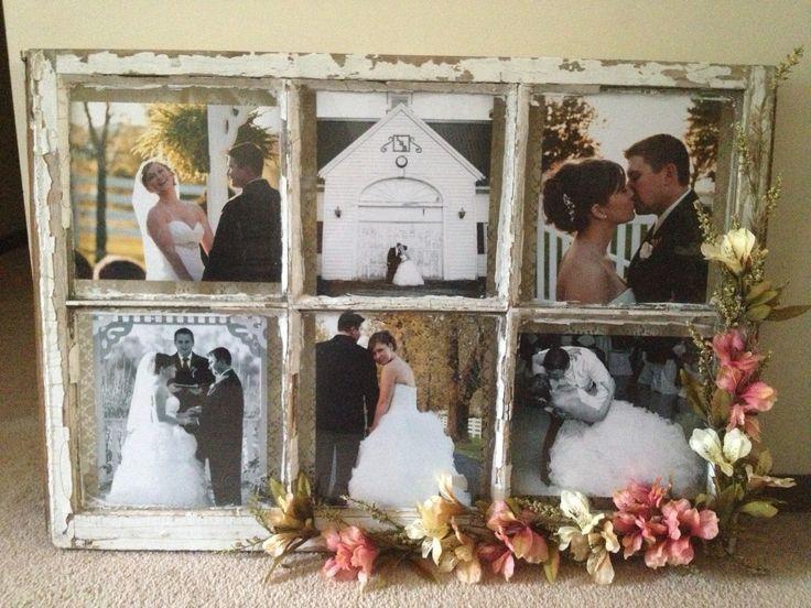 wedding window frame