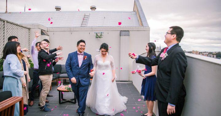 Thai Wedding in Sydney