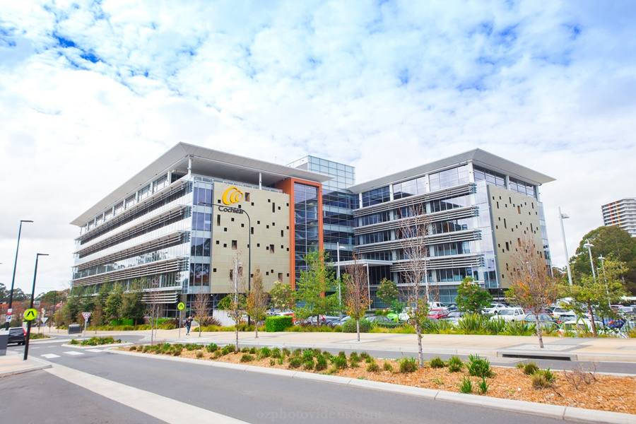 Cochlear Building