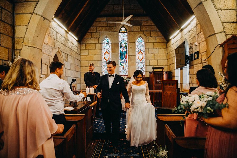 a dramaitc drak wedding photography