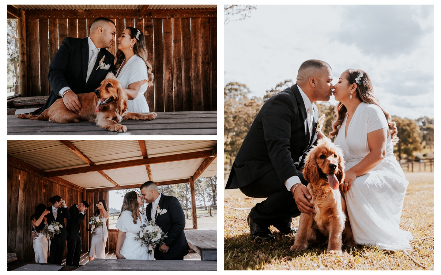 our current trend wedding photography