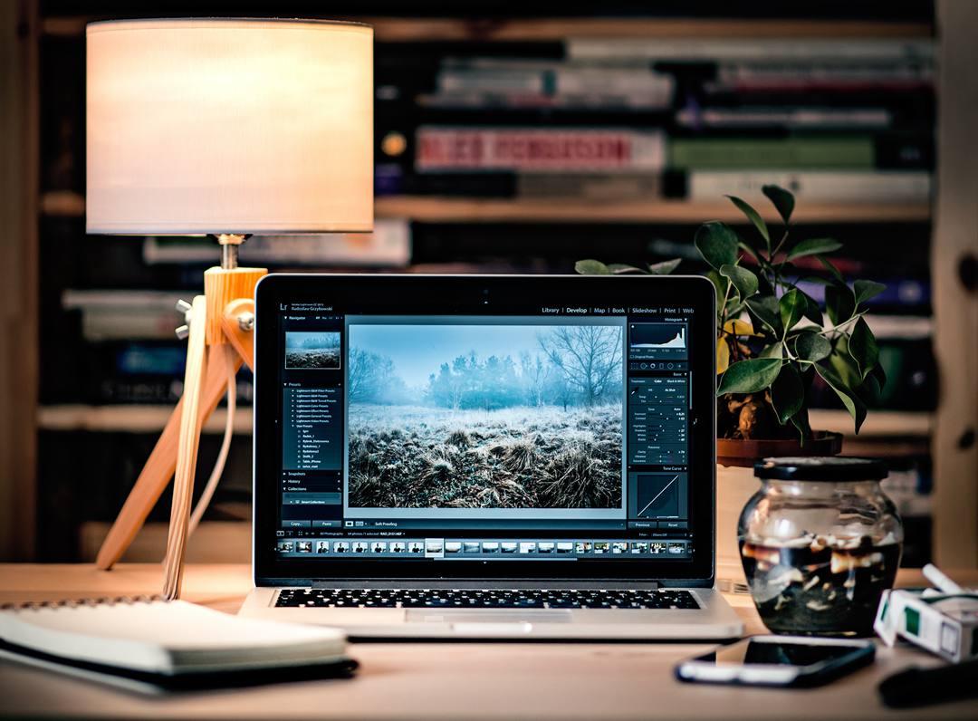 editing computer