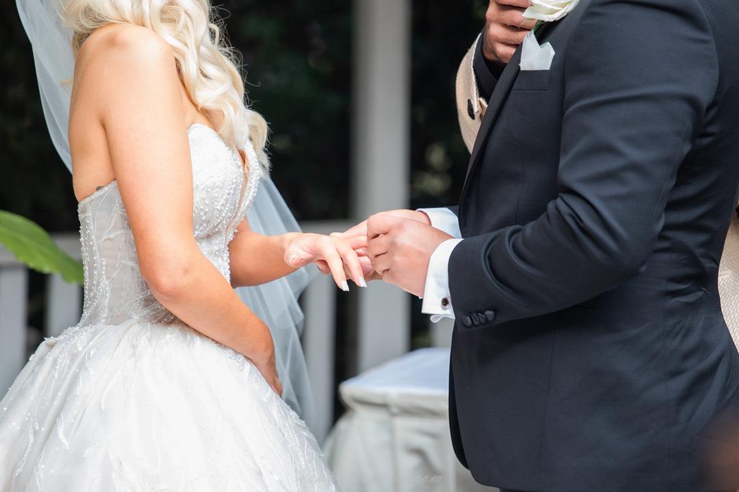 wearing ring