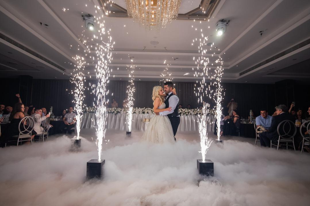 le montage reception bridal waltz