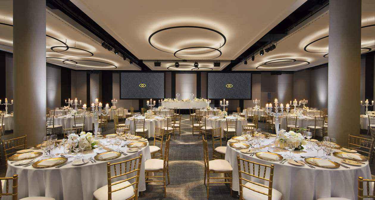 Best Wedding Venue in Sydney - Sofitel Sydney Darling Harbour