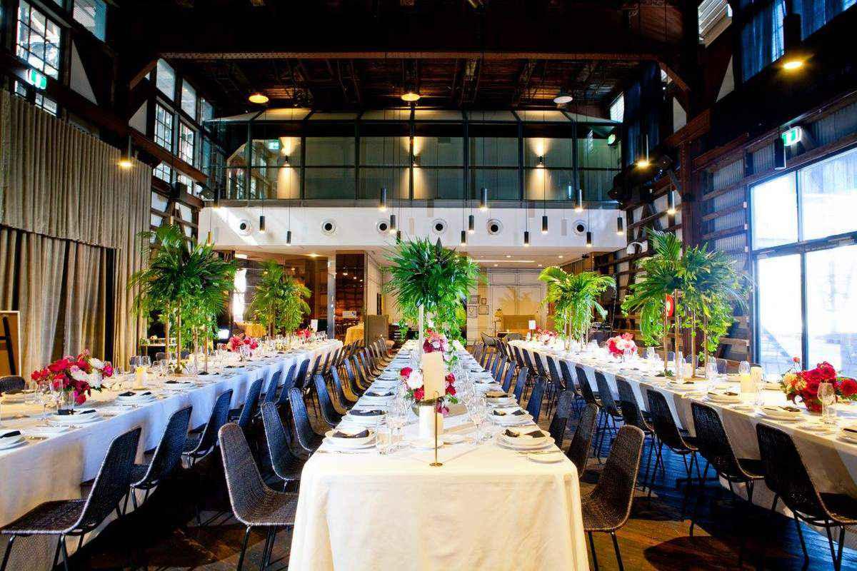 Warehouse Weddings at Ovolo Woolloomooloo